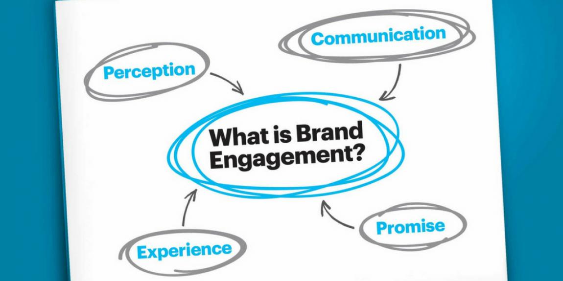 little bit of brand engagement