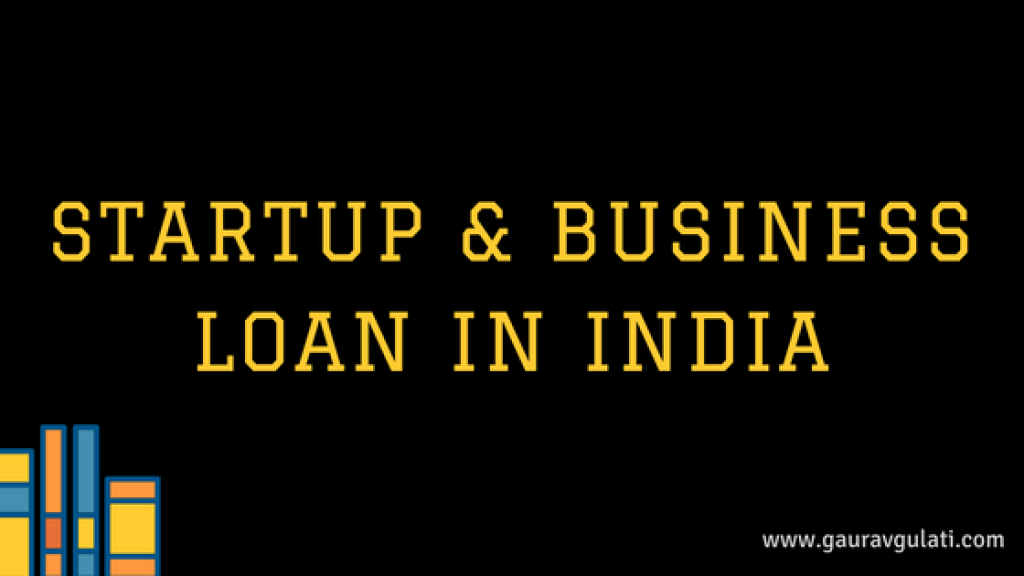 Startup & Business Loan in India