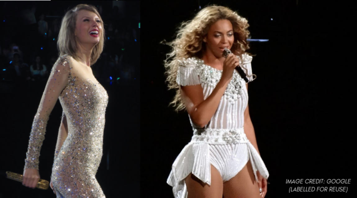 Beyonce or Taylor Swift?