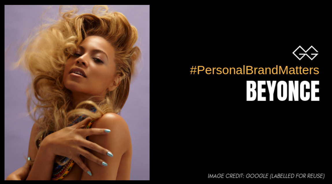 Beyonce Personal Brand