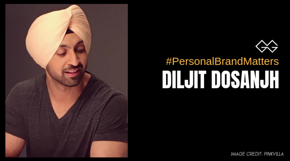 Punjabi Singer Personal Branding