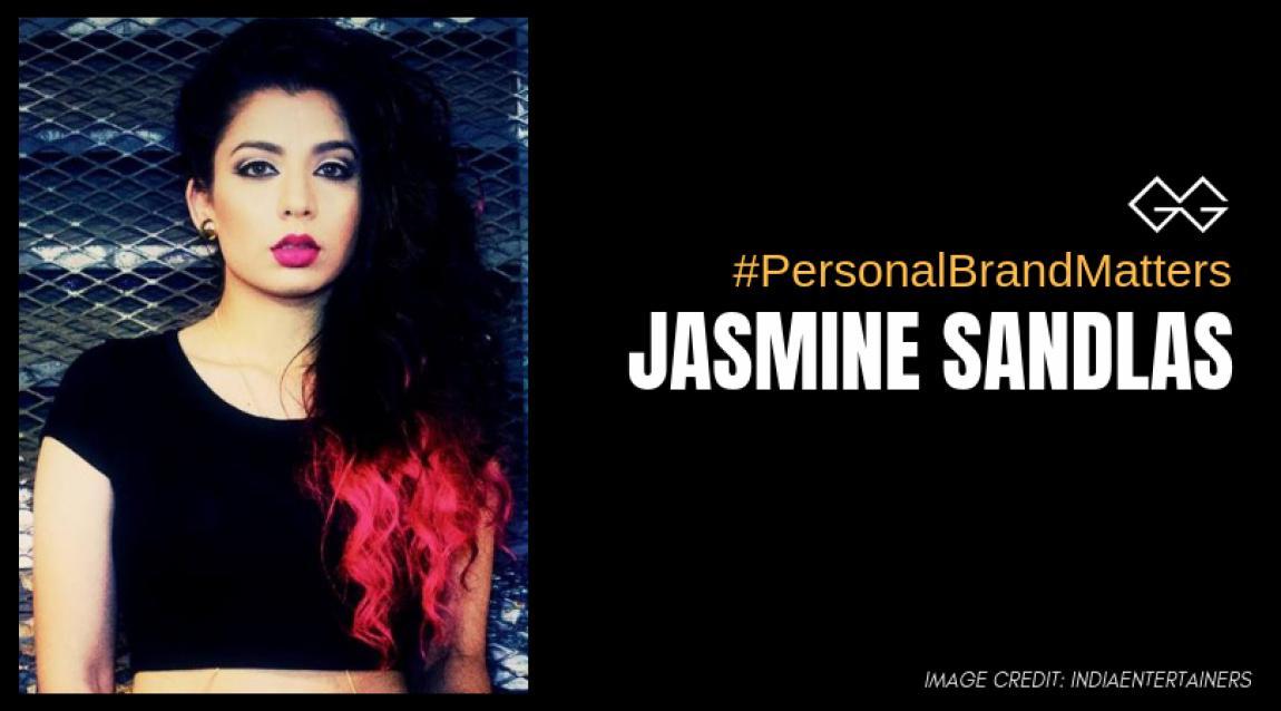 Jasmine Sandlas Personal Brand