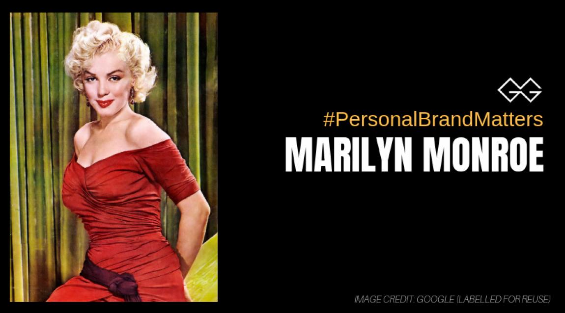 Marilyn Monroe Personal Brand