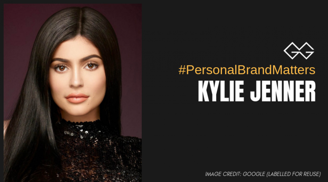 Kylie Jenner Personal Brand