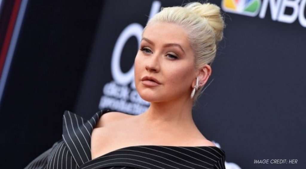 Christina Aguilera to be honored by the Human Rights Campaign
