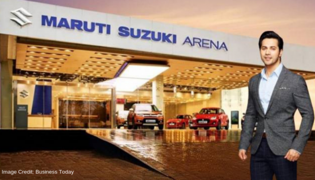 Maruti ropes in Varun Dhawan as brand ambassador for Arena