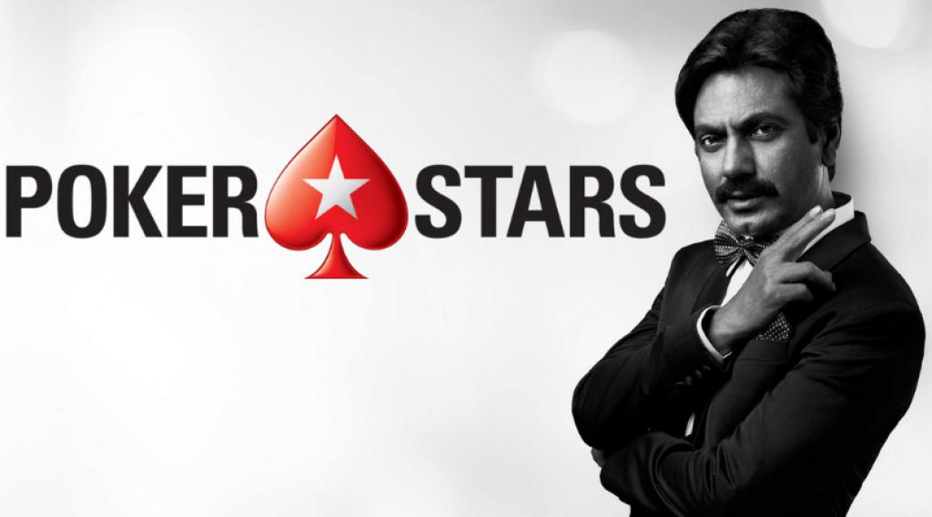 PokerStars India ropes Nawazuddin Siddiqui as the brand ambassador