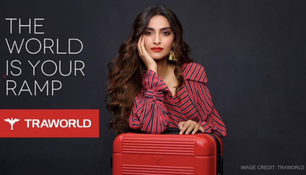Traworld signs Sonam Kapoor as brand ambassador