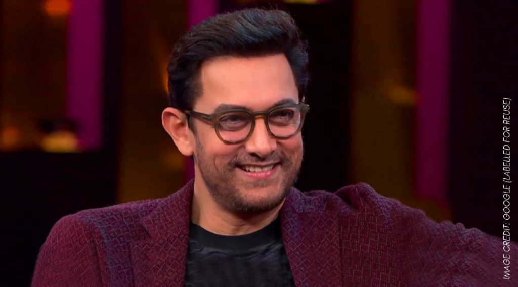 Aamir Khan announces his next film 'Laal Singh Chaddha'