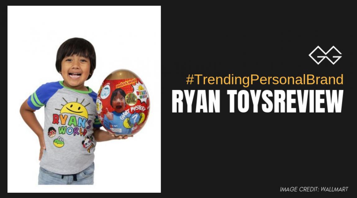 Ryan Personal Branding