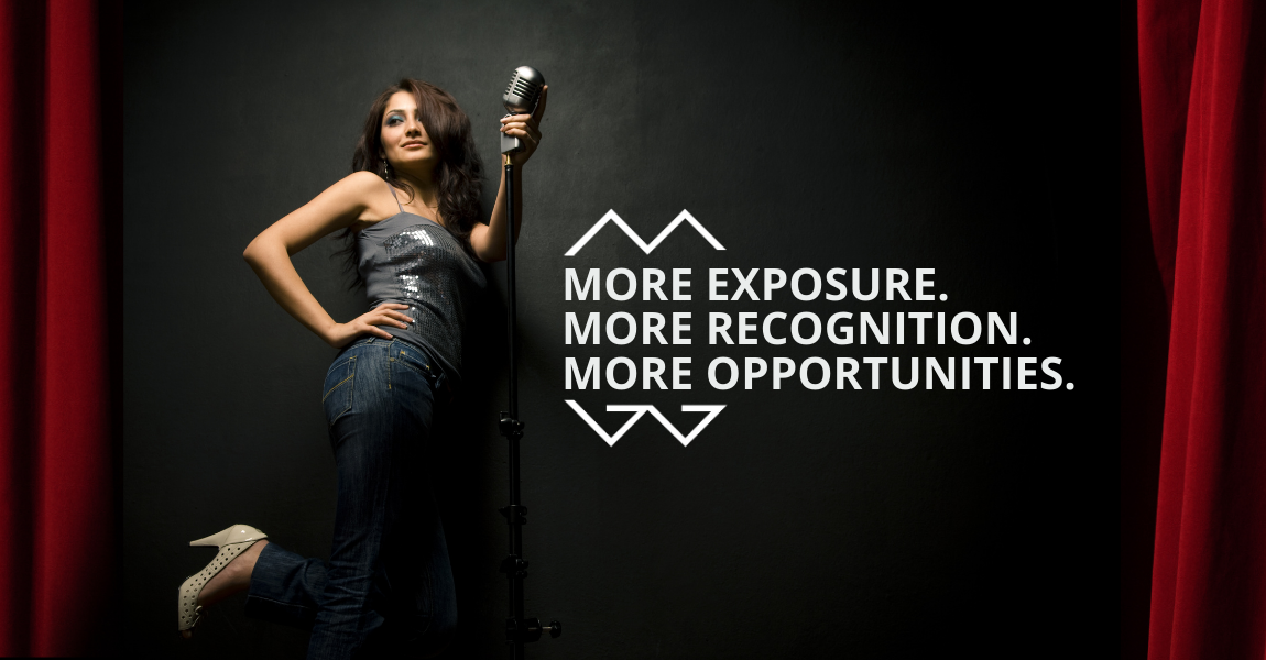 Singers Personal Branding